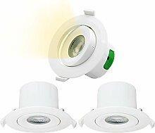 LED Spots Einbaustrahler Einbauspots