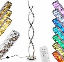 LED Stehlampe Assuan, moderne Stehleuchte aus
