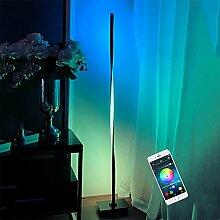 LED Stehlampe Dimmbar mit APP Fernbedienung