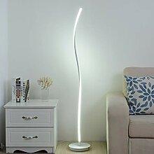 LED Stehlampe Dimmbar mit Fernbedienung, 20W