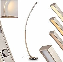LED Stehlampe Kimbolton, dimmbare Stehleuchte aus