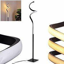 LED Stehlampe Pitasch, moderne Stehleuchte aus