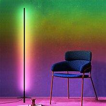 LED Stehlampe RGB Farbwechsel Lampe Moderne