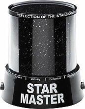 LED Sternenhimmel Star Master Nachtlicht Lampe