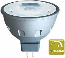 LED Strahler 6 Watt warmweiß dimmbar MR16 (GU5.3)