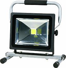 LED Strahler Akku 30W, 2200lm