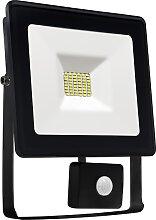 LED Strahler mit sensor NOCTIS LUX LED/20W/230V
