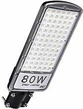 LED Straßenbeleuchtung 80W Straßenlampe led