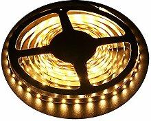 LED Streifen Warmweiß 5M,300 SMD 3014 LEDs