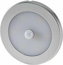 LED Superslim Aufbaustrahler - mit Bewegungsmelder