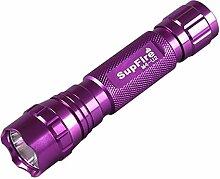 LED-Taschenlampe, 300 Lumen 18650