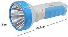 Led Taschenlampe Blendung wiederaufladbare Fackel