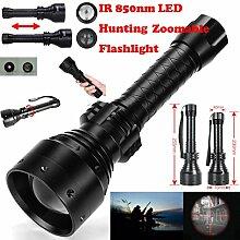 LED Taschenlampe,Long Range Infrarot 10W IR