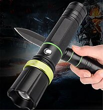 Led-Taschenlampe Outdoor-Jagd-Anti-Body-Waffe