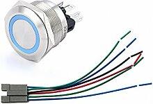 LED Taster mit Lötkontakten oder mit