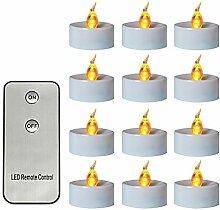 Led Teelicht Led Teelichter Elektrische Kerze