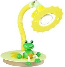 LED-Tischleuchte Frosch fürs Kinderzimmer