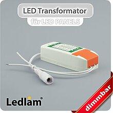 LED Trafo dimmbar für LED Einbauleuchte 6 Wa