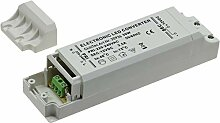 LED Trafo Netzteil 30Watt 12V= für Einbaustrahler