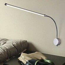 LED Verstellbarer arm Wandlampe Schlafzimmer