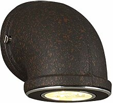 LED Vintage Wasserleitung Wandbeleuchtung, Loft