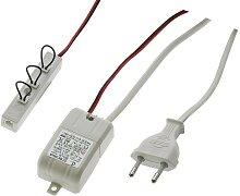 LED Vorschaltgerät für Aufbauleuchte OPPS, IGUAZU, JIMPY XL, inkl. 4-fach Verteiler, max. 6W