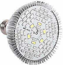 LED-Wachstums-Leuchtmittel, Vollspektrum,