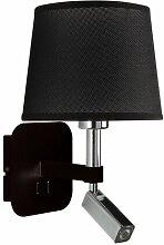 LED-Wandfackel 1-flammig Spataro Perspections