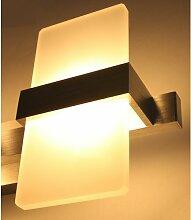 LED-Wandfackel 3-flammig Briarhill Metro Lane
