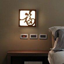 LED Wandlamp Eenvoudige moderne Wandlamp Kreatives