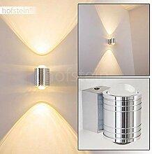 LED Wandlampe Florenz, Wandleuchte aus Metall u.