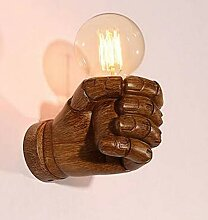 LED Wandlampe Retro Schlafzimmer Treppenhaus Lampe
