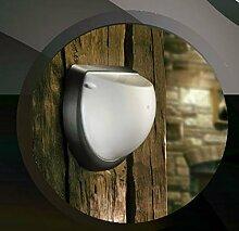 LED Wandlampe Wandleuchte mit Bewegunsmelder 360°