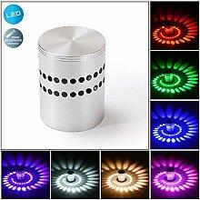 LED Wandleuchte Dimmbare Wandlampe Wandbeleuchtung