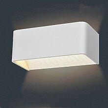 LED-Wandleuchte im Freien wasserdichte moderne