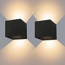 LED Wandleuchte Innen 12W Wandlampe mit