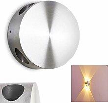 LED Wandleuchte Lente, moderne Wandlampe für den