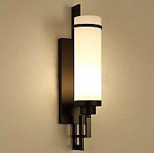 LED Wandleuchte Modern Metall Wandlampe Landhaus