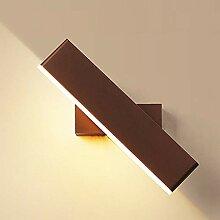 LED Wandleuchte Nachttischlampe 350° Einstellbar