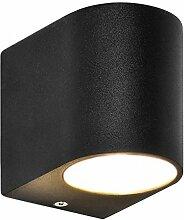 LED Wandleuchte / Wandlampe / Außenleuchte / Up