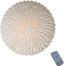 LED WandLeuchte Wellen | Höhe: 90 mm |