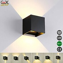 LED Wandleuchten Wandlampe mit Bewegungsmelder