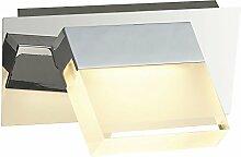 LED Wandstrahler mit Schalter 1 flammig Wand Spot