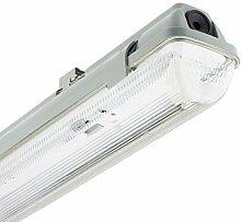 LED Wannenleuchte Pro für eine Röhre 1500mm aus