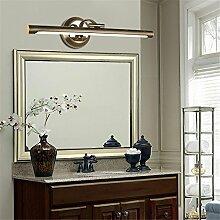 LED wasserdicht Bad Bronze Bad Spiegel-Leuchte Make-up-Lich