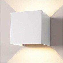 LED Wasserdichte Wandleuchte, 7W / 12W Wandleuchte