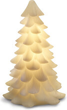 LED-Weihnachtsbaum Carla Sirius weiß, 18 cm