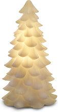 LED-Weihnachtsbaum Carla Sirius weiß, 22 cm