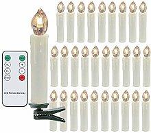 LED Weihnachtskerzen Kerzen Weihnachtsbaum