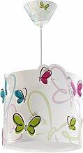LED weiß 340lm Kinderzimmer-Lampe Schmetterling